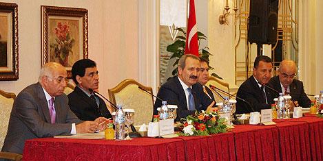 Çağlayan, Rixos Al Nasr Tripoli'de
