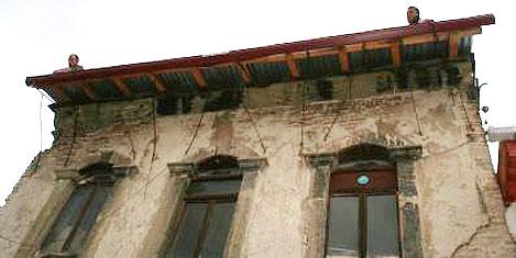 Mudurnu'da turizm çatıda başladı