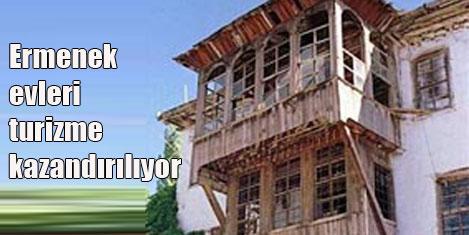 Eski Ermenek evleri için ihale