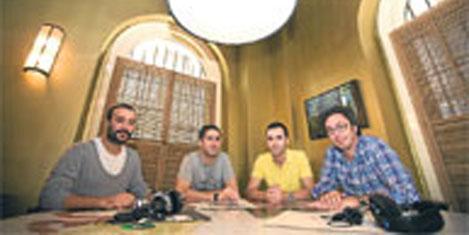 İstanbul'un müziğini yaratıyorlar