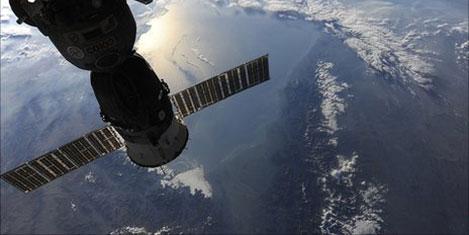 Uzay turistlerine uzay oteli