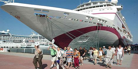 Turizm geliri yüzde 17.8 arttı