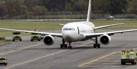 UPS kargo uçağında bomba
