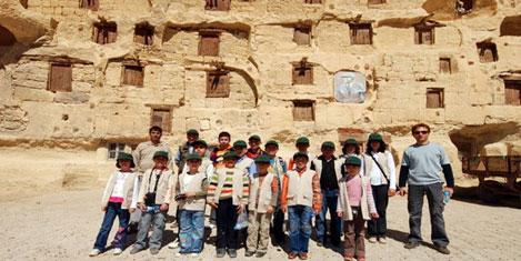 Karaman'a 300 bin turisti gelir