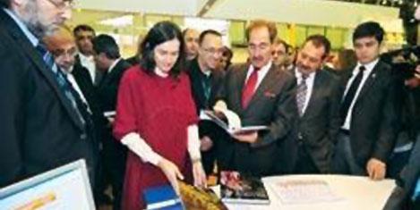 Türkiye, Londra Kitap Fuarı'nda