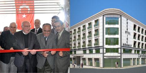 Aliağa'da Hotel Prestige Dönmez