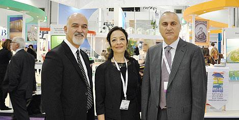 Türk turizmi WTM'de güç kazandı