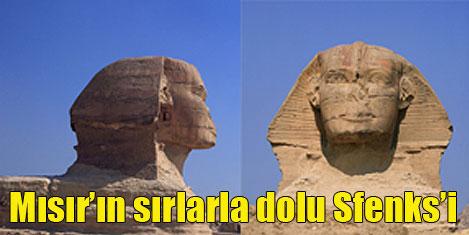Mısır'da Sfenks surları ortaya çıktı