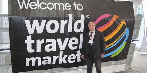 WTM: Turizm zaman istiyor