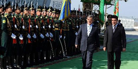 Gül, Türkmenistan  turizminde