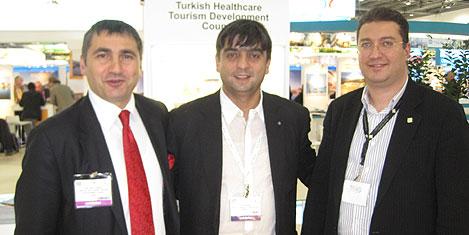 Azeri, Gürcü, Rus hasta gelecek
