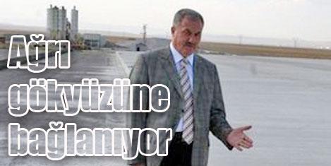 Ağrı'ya havalimanı geliyor