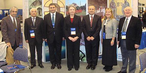 Türkiye Kanada Din Fuarı'nda