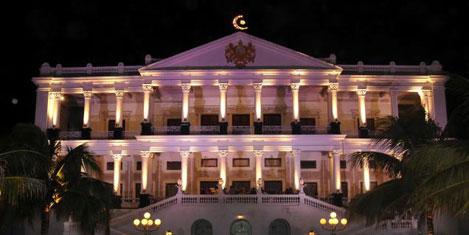 Haydarabad Nizamı'nın sarayı otel