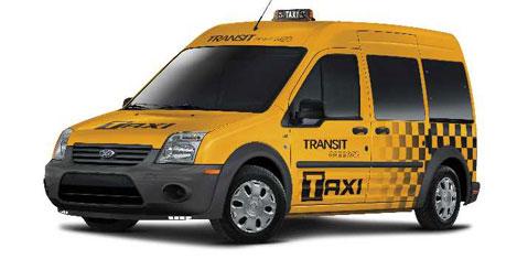 Karsan, ABD'de taksi ihalesinde