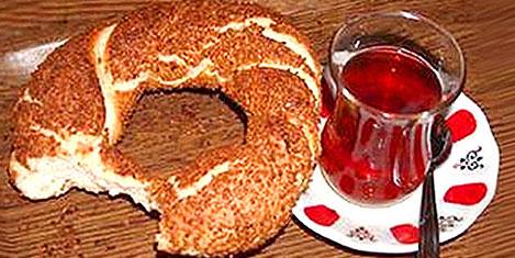 Çay ve simit lüks tüketim maddesi