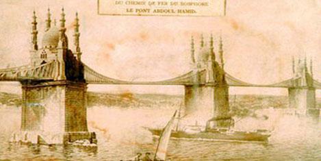 Boğaz`a ilk köprü 2522 yıllık