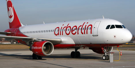 Air Berlin, İzAir'in hisselerine talip