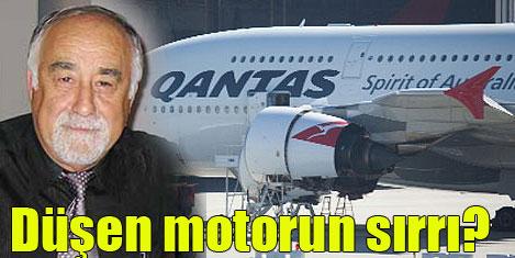 A380'in motoru neden koptu?