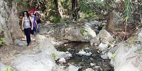 Geyik Kanyonu turizme açılıyor