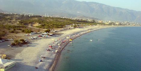 Antalya'ya yeni 5 turizm merkezi