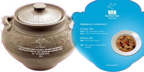 Urartu Mutfak Kültürü anlatılacak