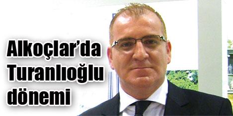 Erol Turanlıoğlu Alkoçlar başkanı