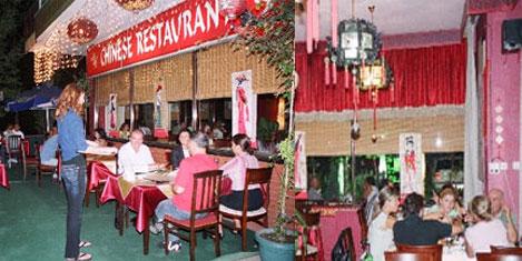 Çin Seddi restoranı Çinliye kapalı