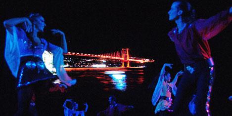 Dünya turnesine İstanbul molası