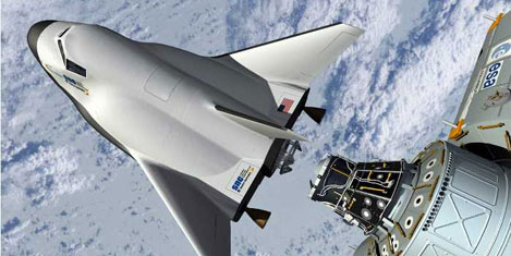 Uzaya yolcu taşıma için kapışma