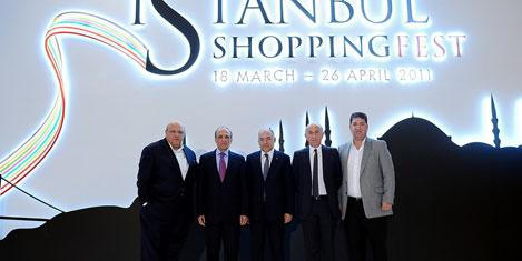 """İstanbul'un hayali için """"Arttırdılar"""""""