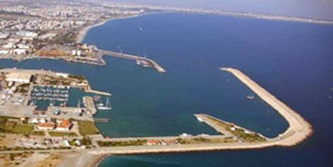 Antalya Limanı rekor büyüyor