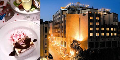 Yılbaşında President Hotel farkı