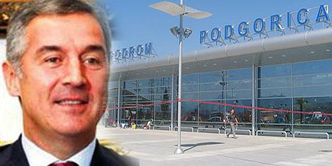 Karadağ'dan havalimanı teklifi