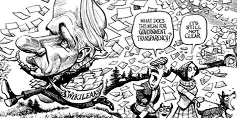 WikiLeaks medyada kimleri vuracak?