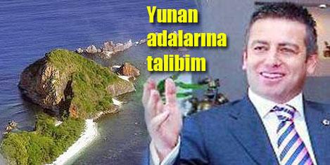 Yunanistan'un 18 adasına talip