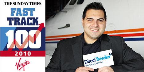 Direct Traveller, Fast Track 100'de