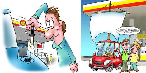 Tatil yakıt tüketimini artırdı