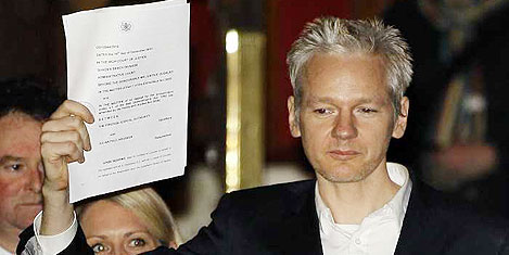 Assange'ın hayatı sinemada