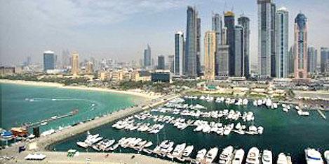Dubai'de otelleri doldurma telaşı