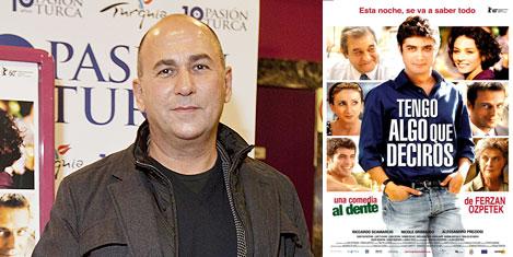 Ferzan Özpetek'in filmine gala