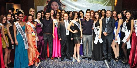 Miss Globe Cratos Premium'da