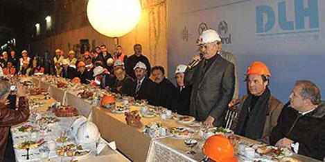 Marmaray'a kardeş proje