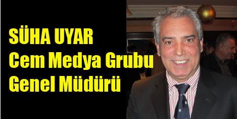 Süha Uyar, Cem Medya'da