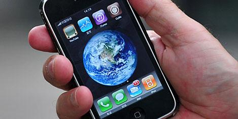 Akıllı telefonlar sosyal medyada
