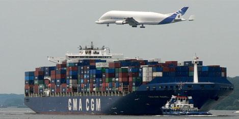 Kargo gemisiyle dünya turu