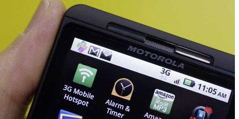 Motorola, pazarlama için bölündü