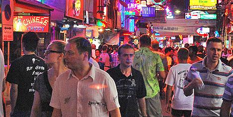 Tayland'da tutuklanan Türkler