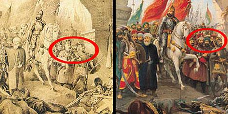Fatih'in ünlü tablosu çalıntı mı?