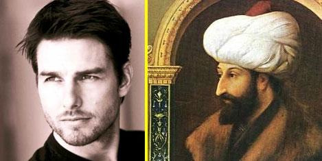 Tom Cruise, Fatih Sultan'ı oynuyor